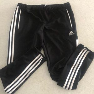 Adidas Climacool Womens tapered leg track pants M